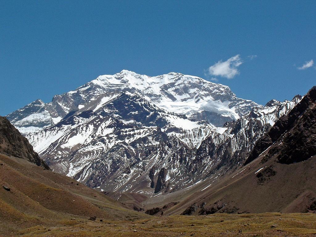 Andinisme sur l'Aconcagua, le plus haut sommet des Amériques
