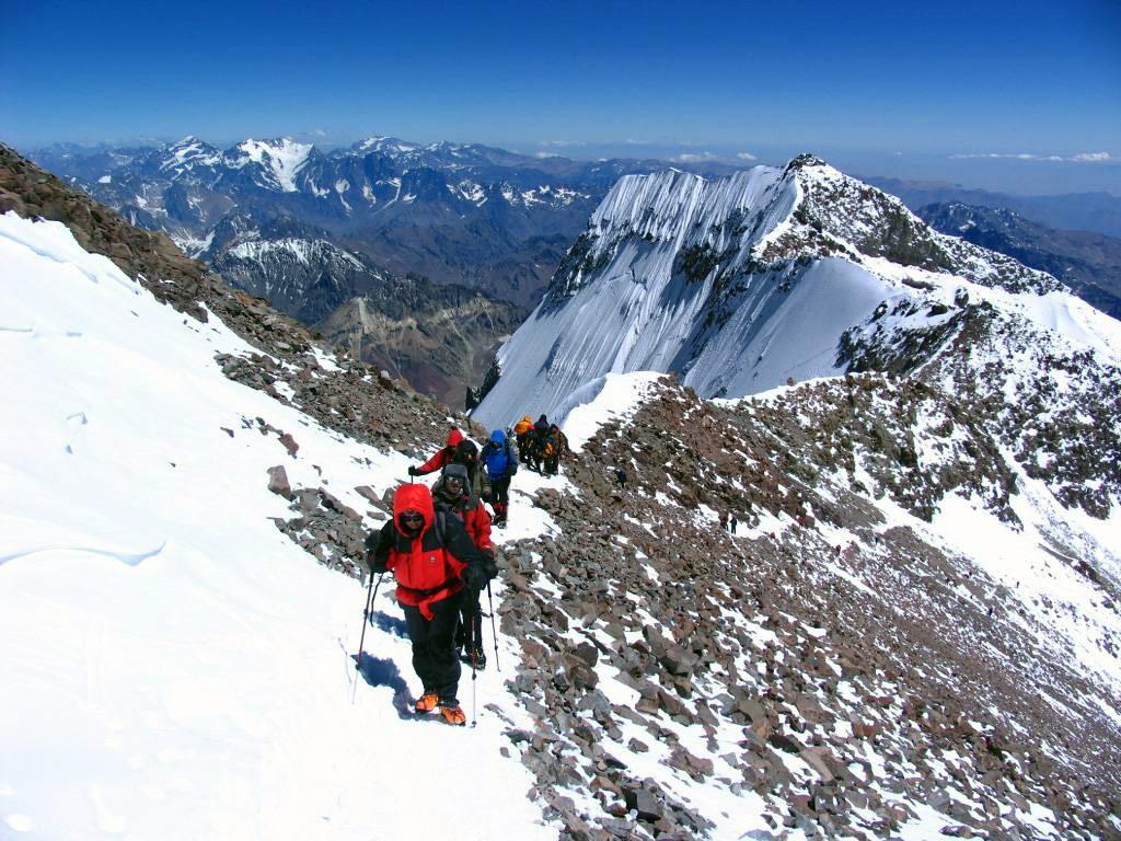 Ascensión del Aconcagua