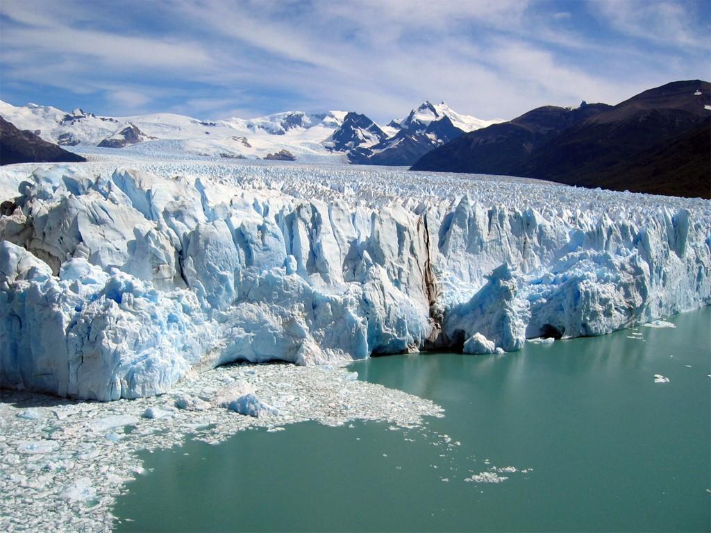 Glacier Perito Moreno à El Calafate