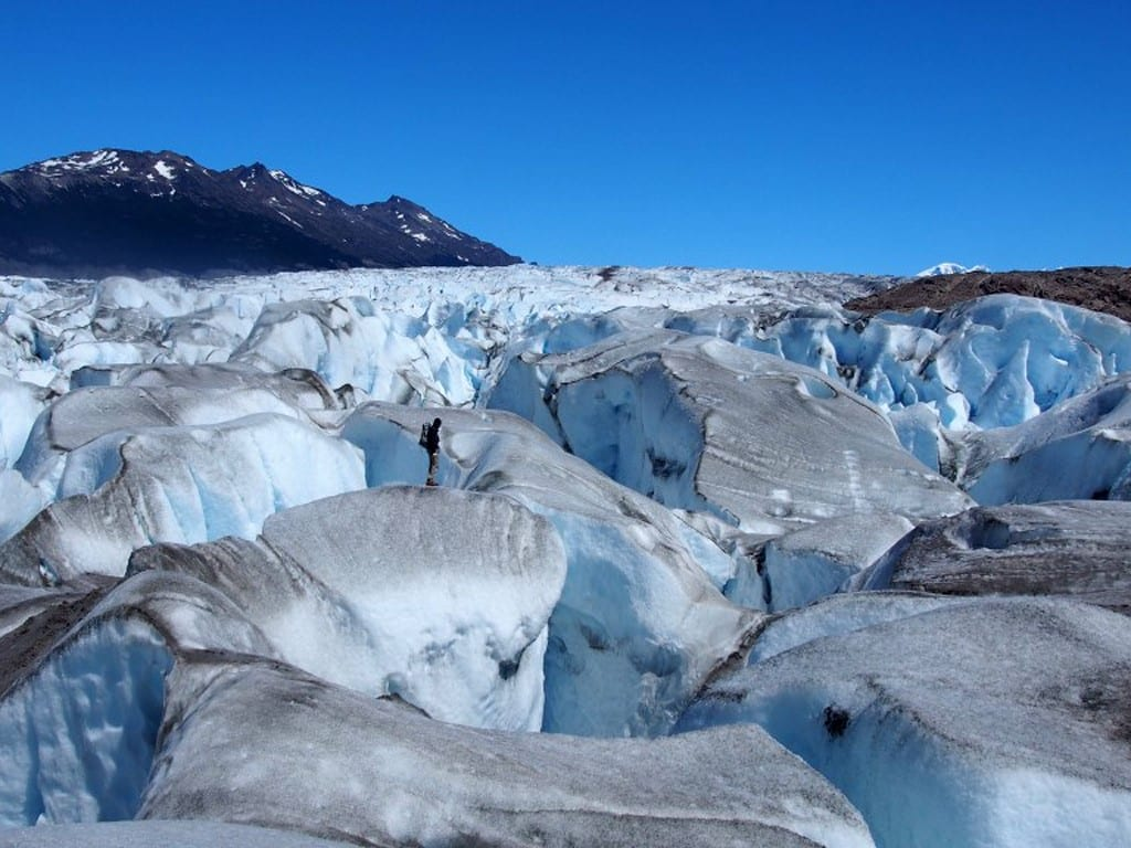 Trekking sur le Glacier Viedma
