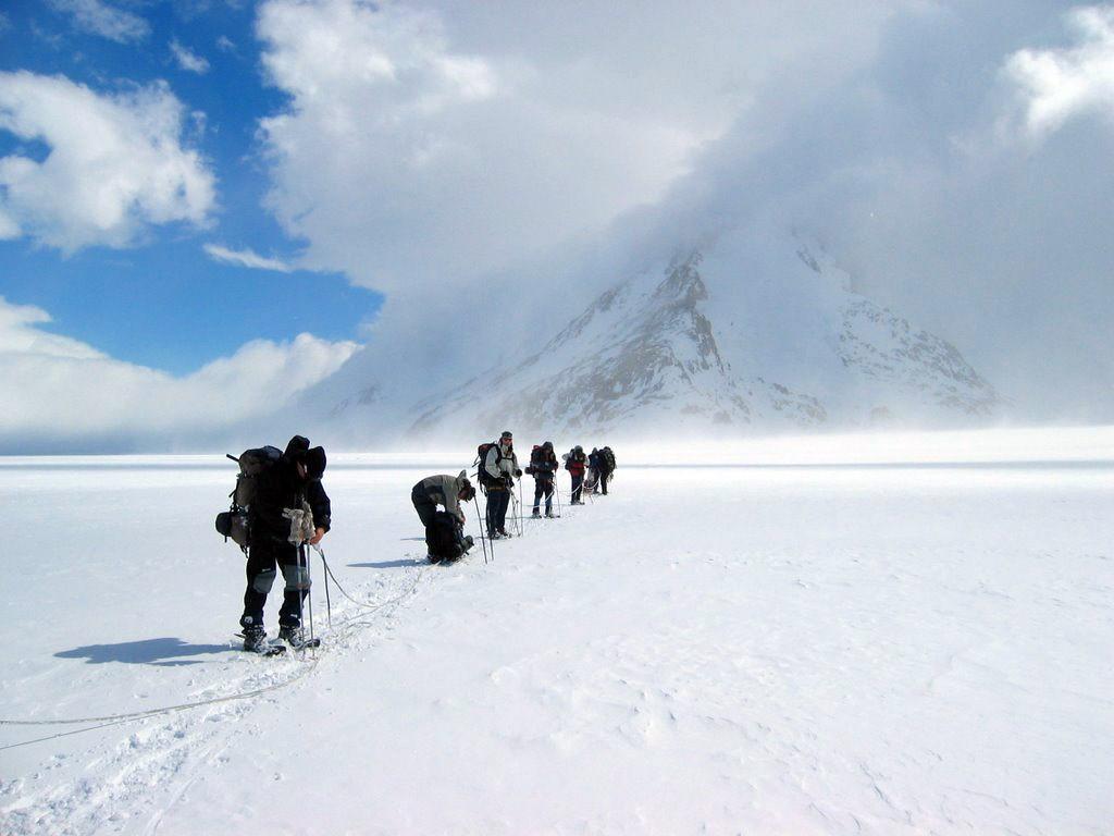 Excursion sur les Glaciers de Patagonie