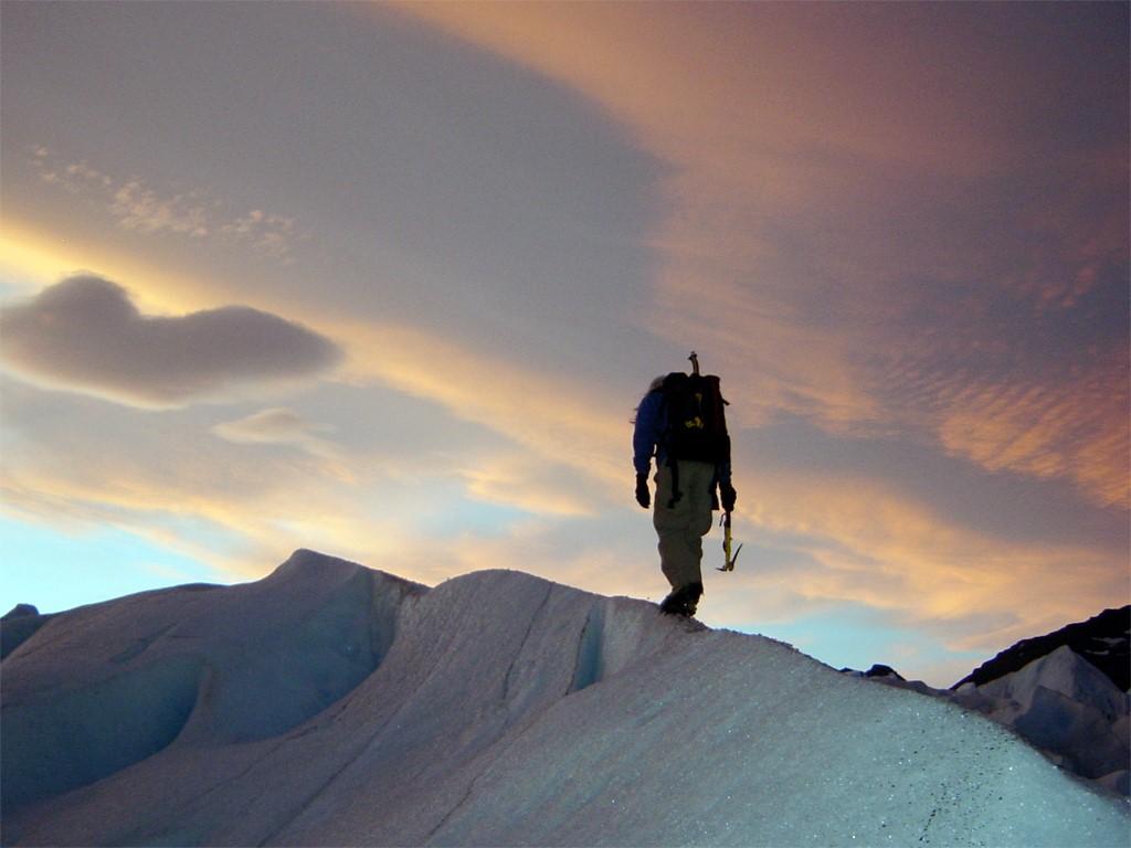 Trekking sur le Glacier Perito Moreno
