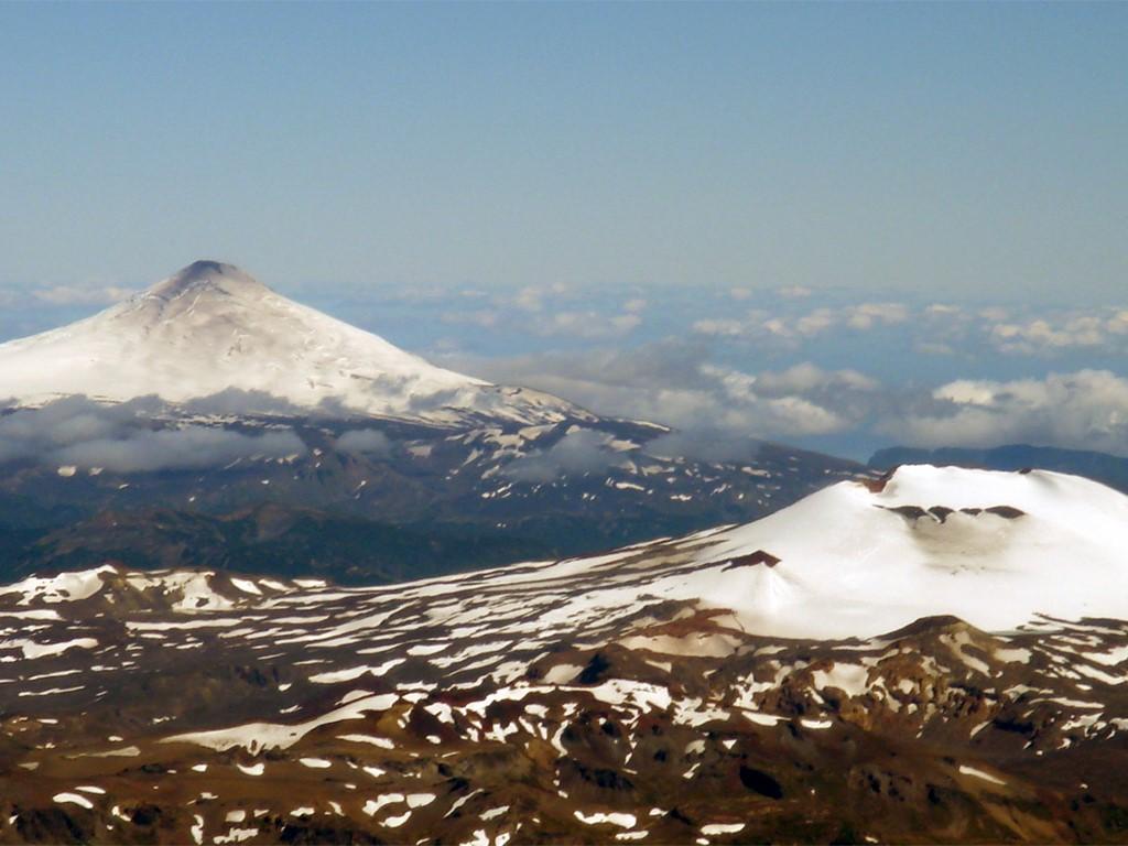 Junin de los Andes - Régions des volcans Argentine et Chili