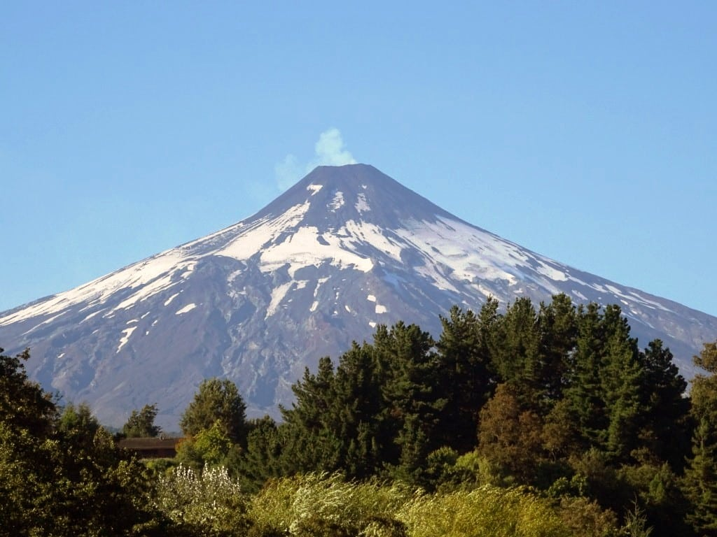 Andinisme sur le volcan Villarrica au Chili