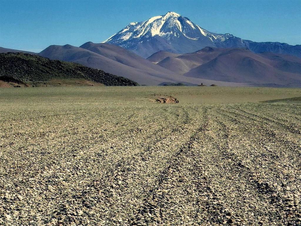 Les enfants momifiés du volcan Llullaillaco en archéologie