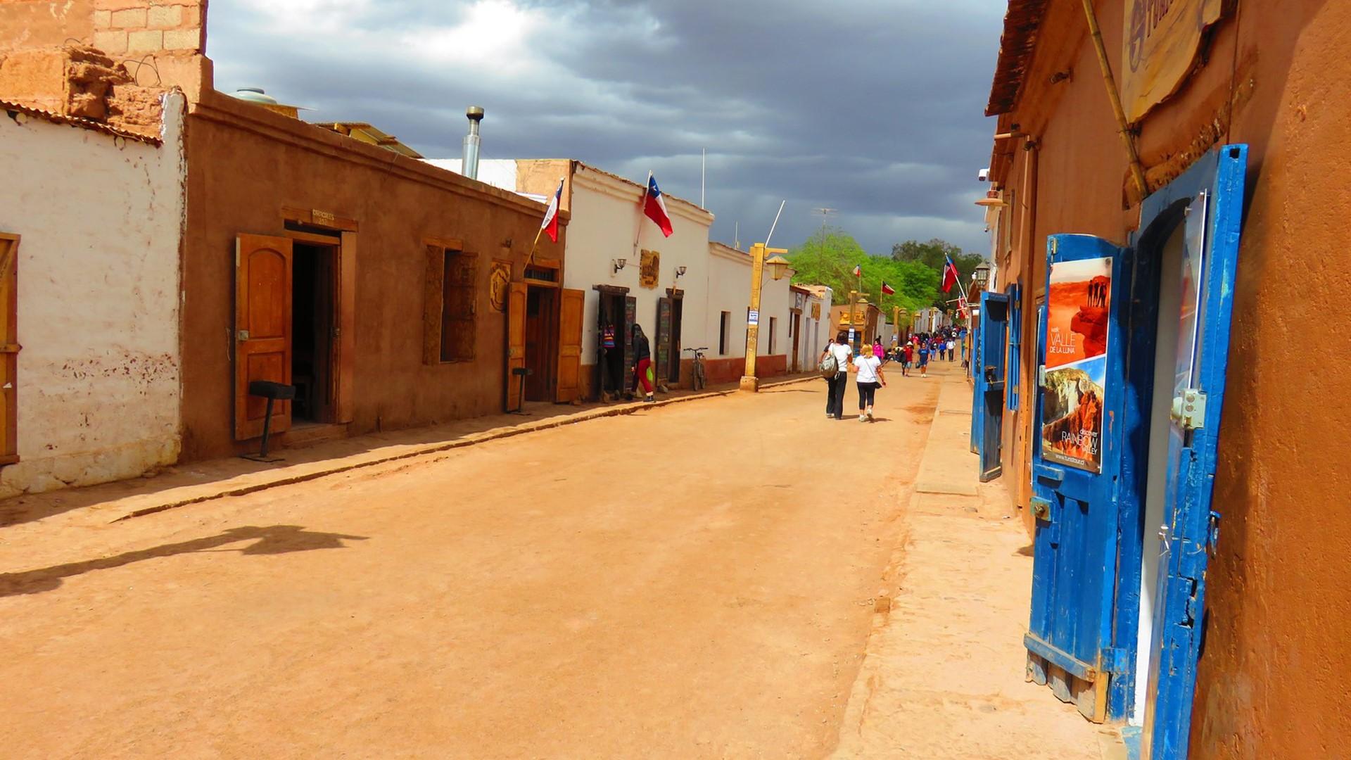 Región de Atacama y el Gran Norte chileno