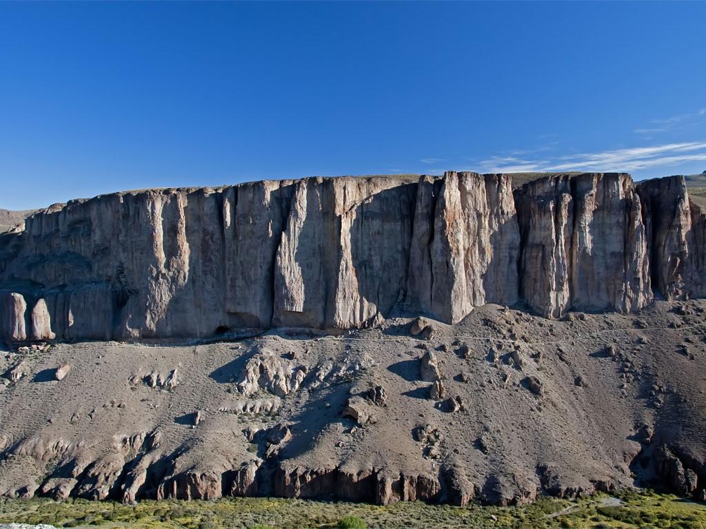 Canyon Cueva de Las Manos