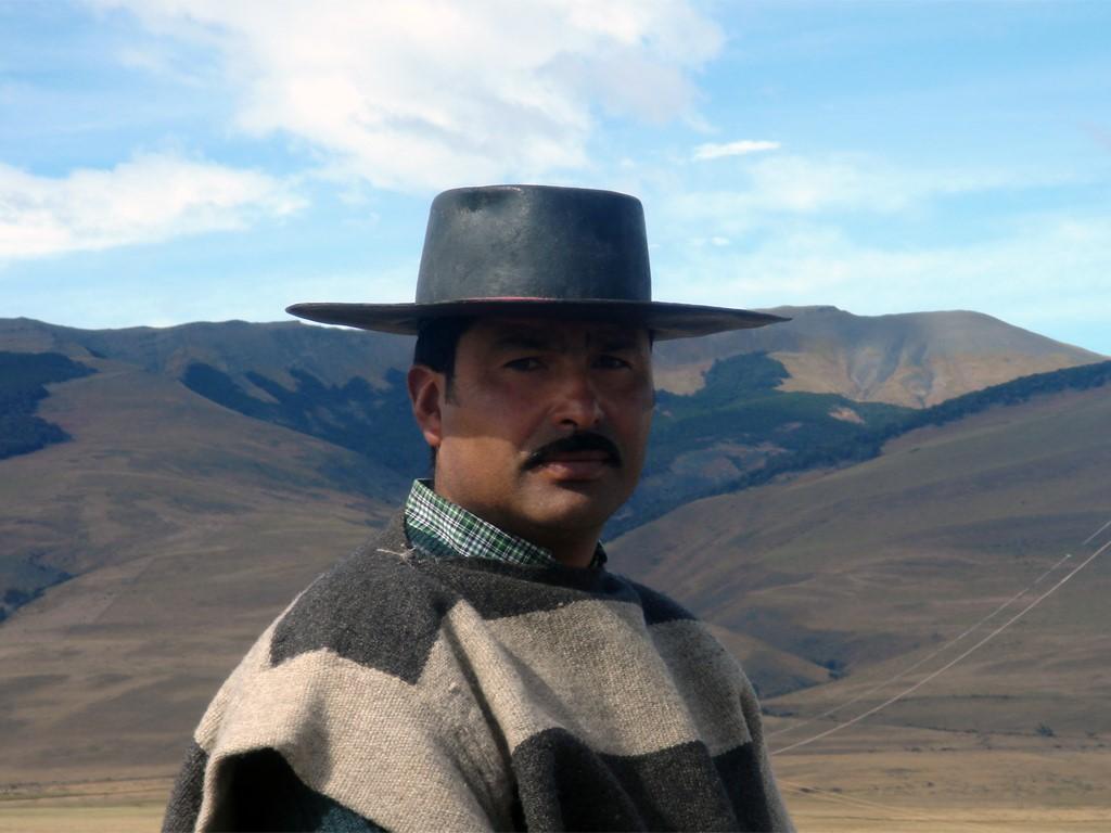 Chuma le gaucho du Chili