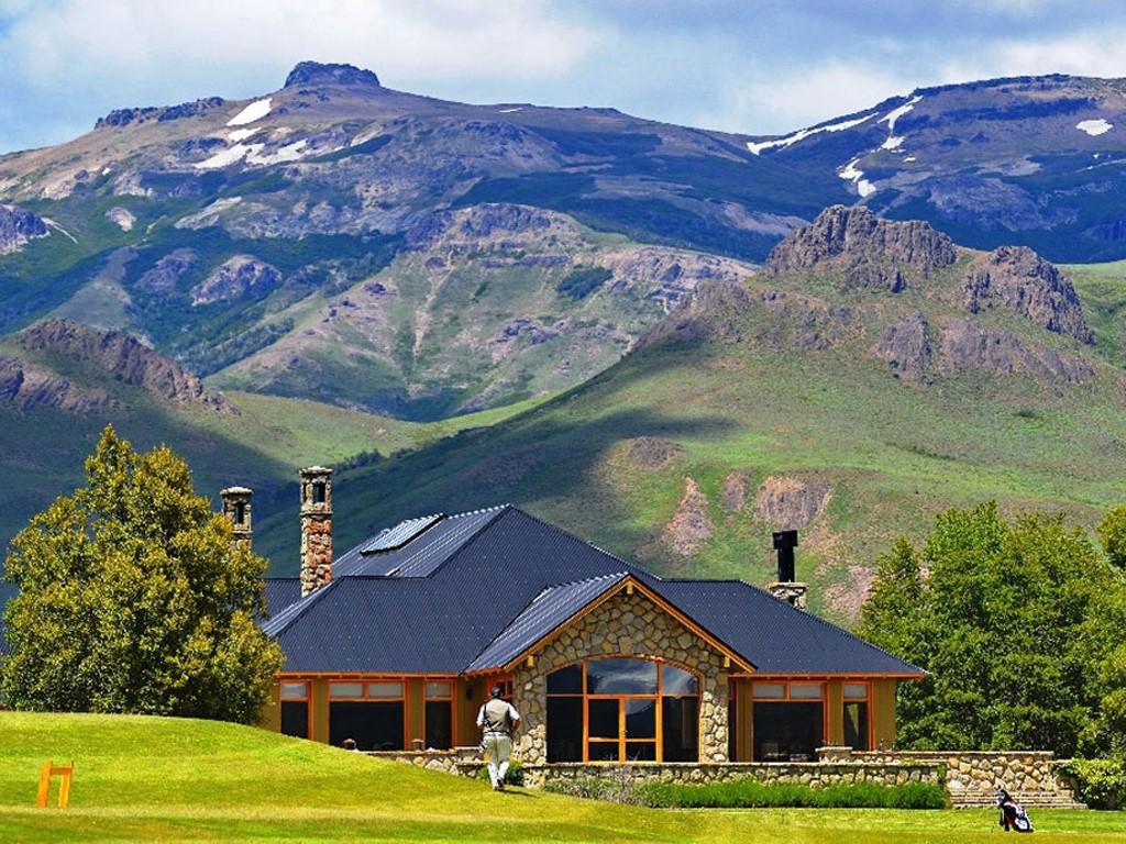 Chapelco Golf & Resort al Norte de la Patagonia argentina