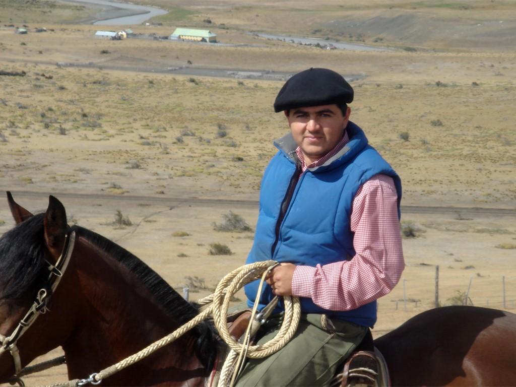 Cristian le gaucho chilien