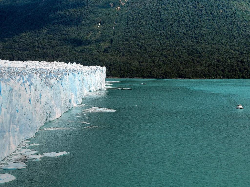 Croisière sur le lac Argentino