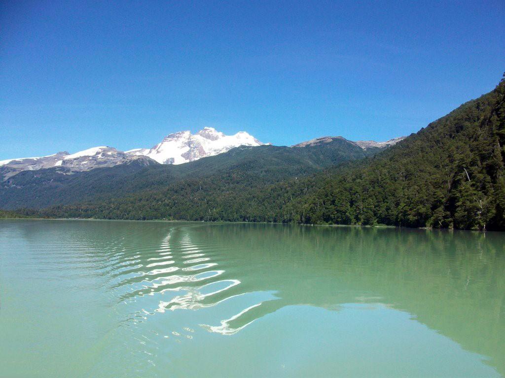 Croisière sur le Lac Frias à Bariloche