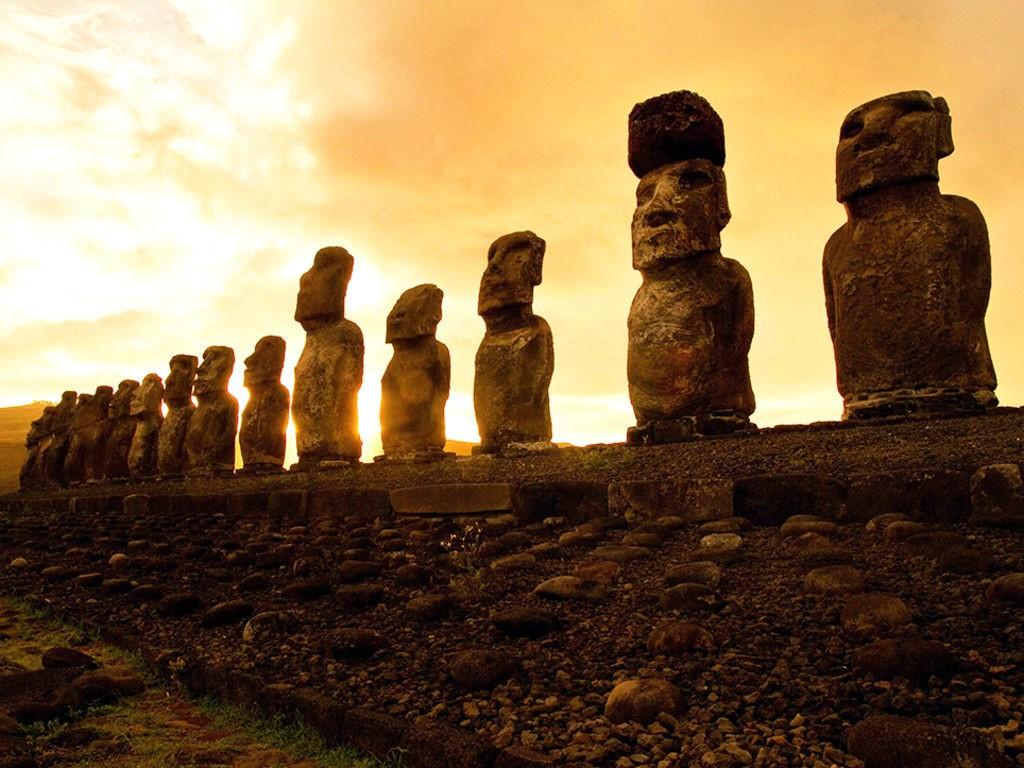 Cultures Rapa Nui Ile de Pâques