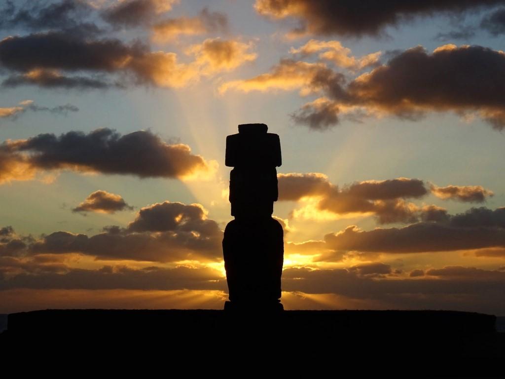 Las culturas antiguas de la Isla de Pascua