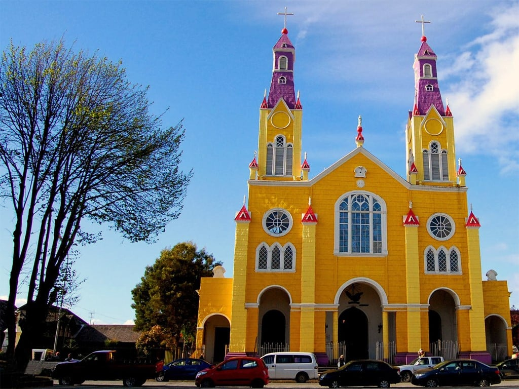 Église San Francisco à Castro, Chiloé