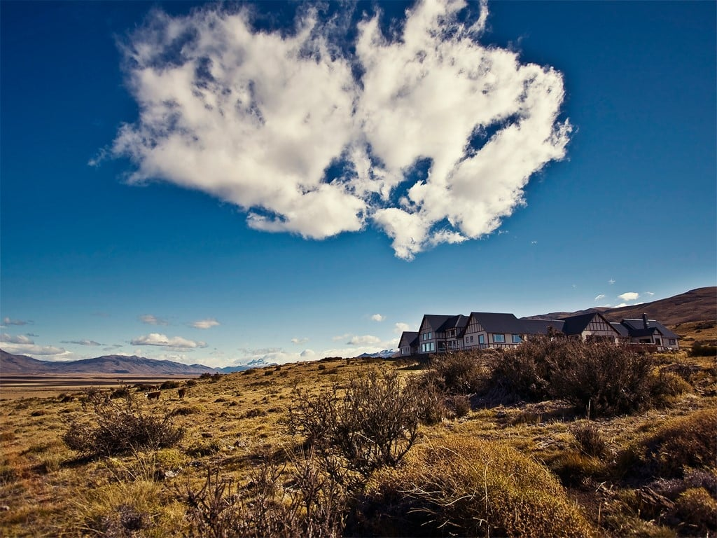 Estancia à El Calafate en Patagonie argentine, pour des logements de charme