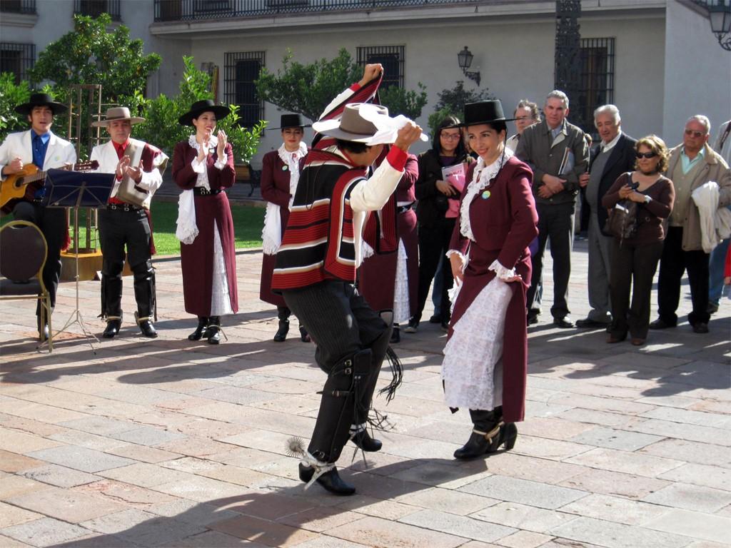 Festival de danses à Castro île de Chiloé