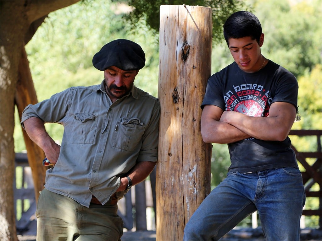 Rencontre avec les gauchos à El Bolson