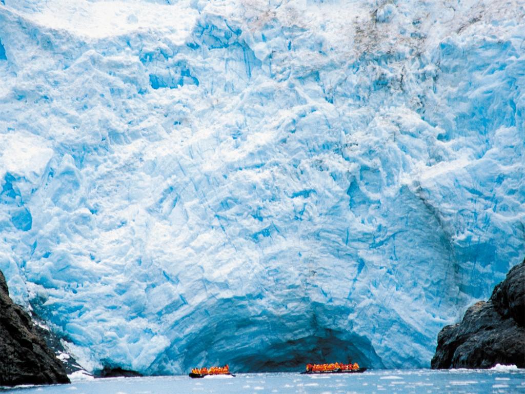 Les glaciers du Cap Horn en bateau