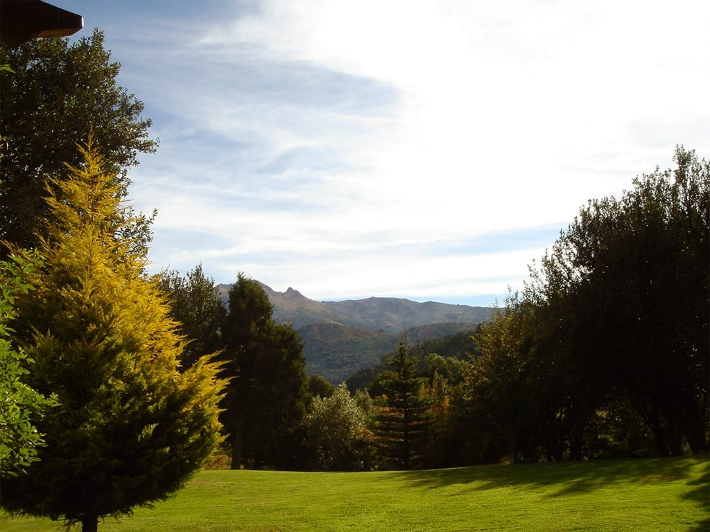 Campo de golf Arelauquen en Bariloche
