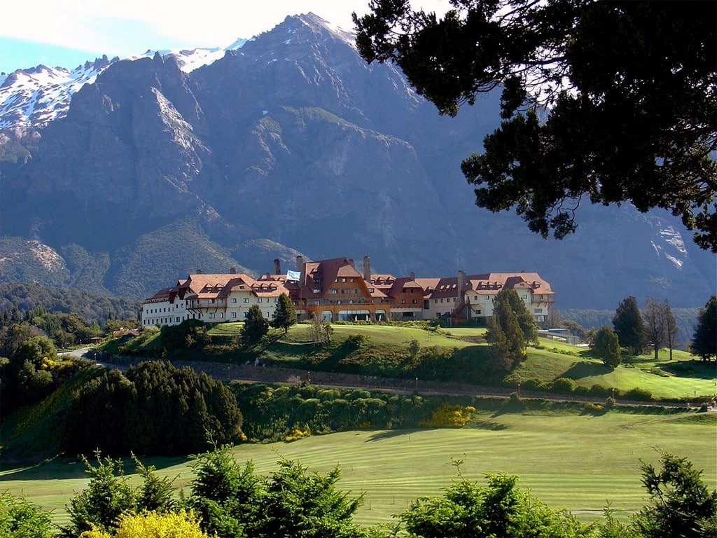 Llao Llao Hotel y Resort Golf de Bariloche