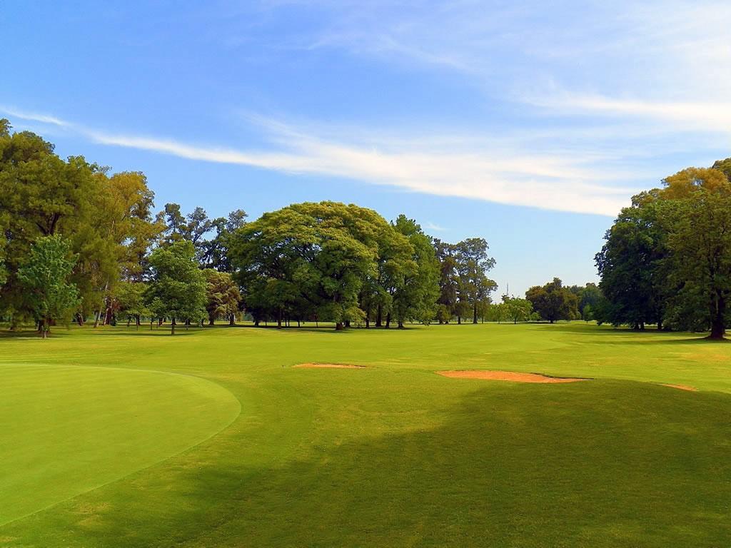 Golf del Club House de Buenos Aires