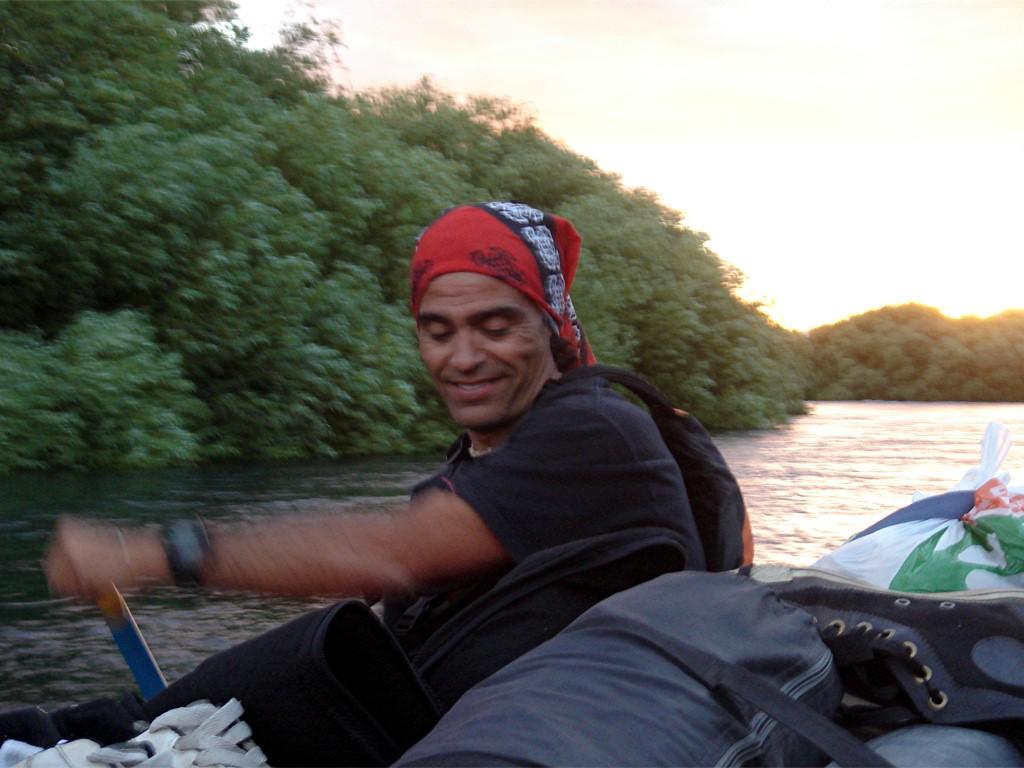 Hector Valle, spécialiste des activités aquatiques