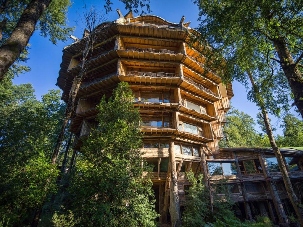 Hoteles en la Patagonia chilena