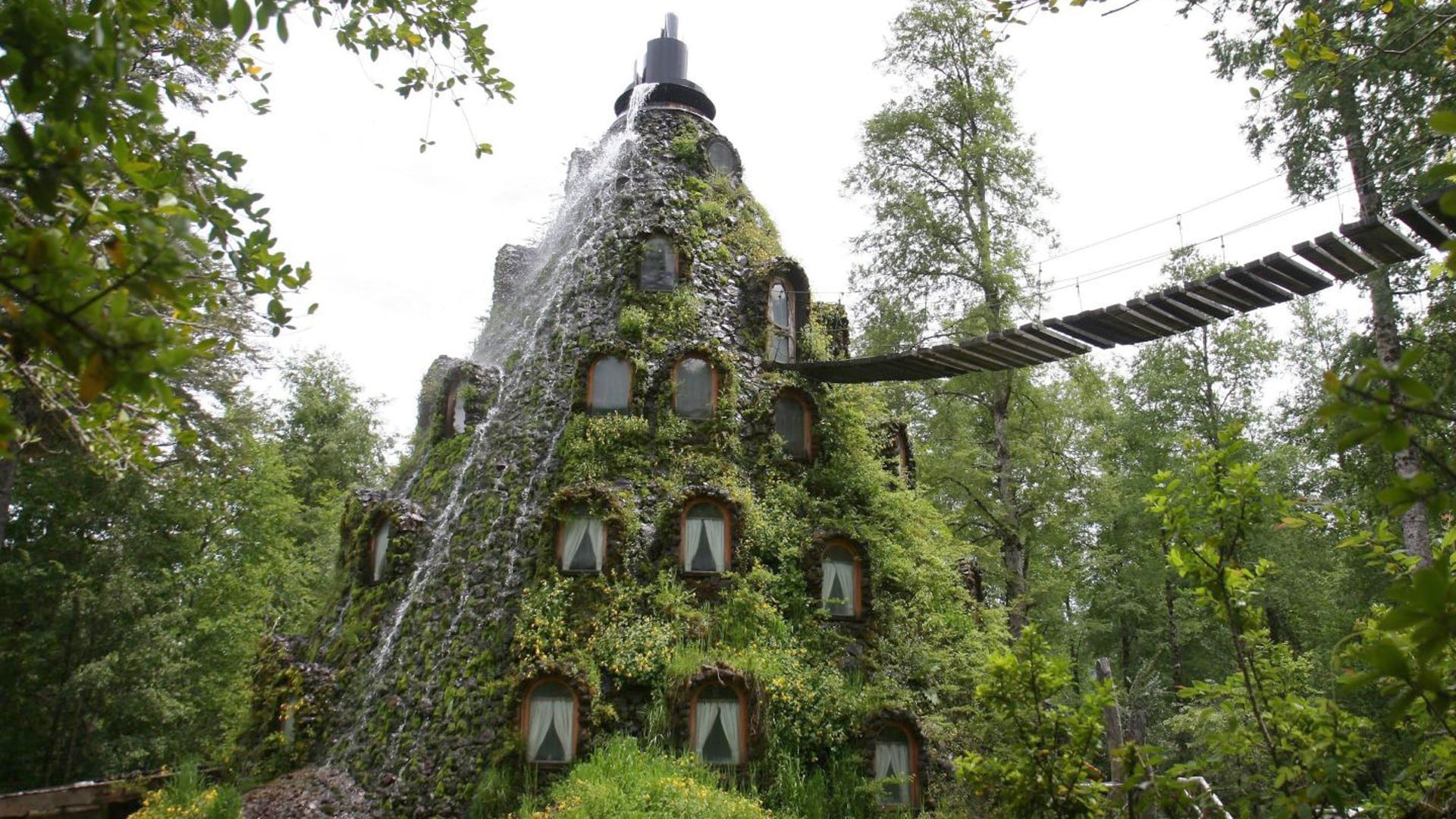 Hotel con encanto en la Patagonia