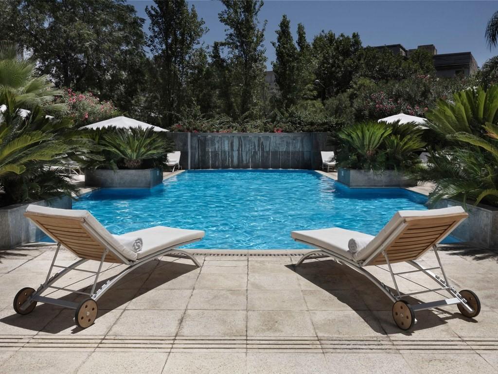Hôtels avec piscine et spa en Argentine et au Chili