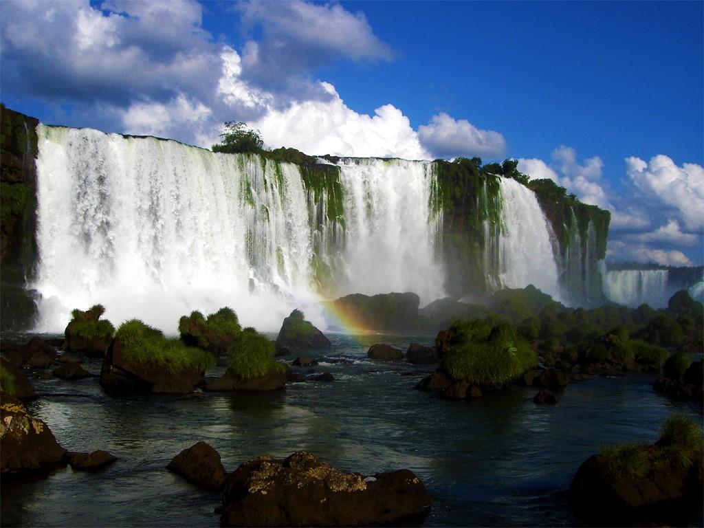 Les chutes d'Iguazu en vidéo