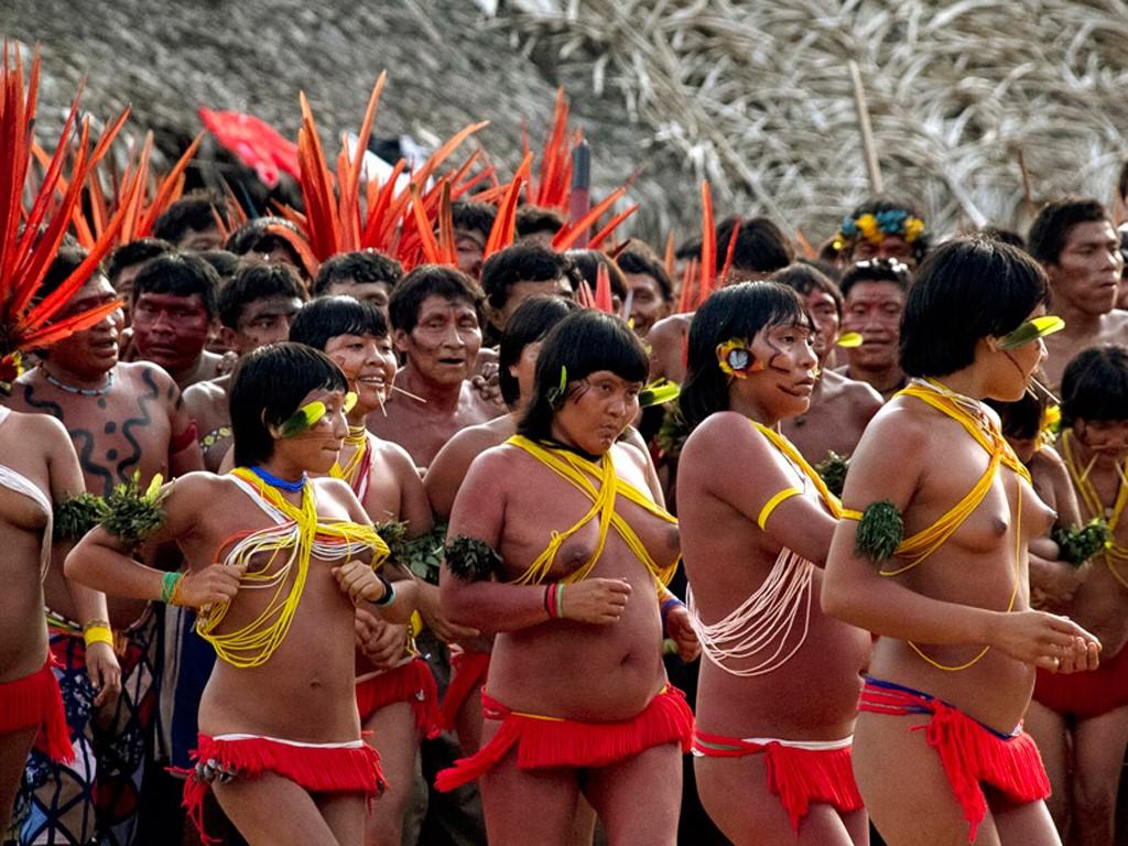 Indiens Guarani en Argentine