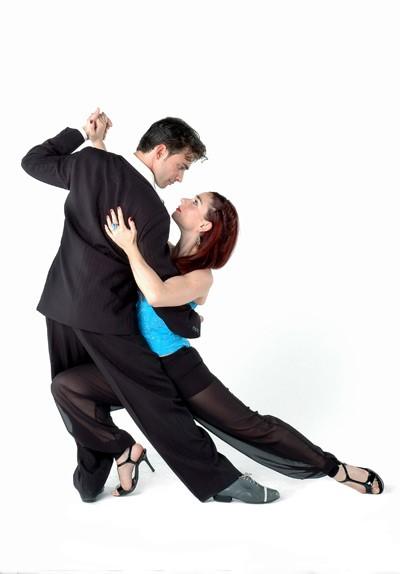 José et Viky danseurs de Tango en Argentine