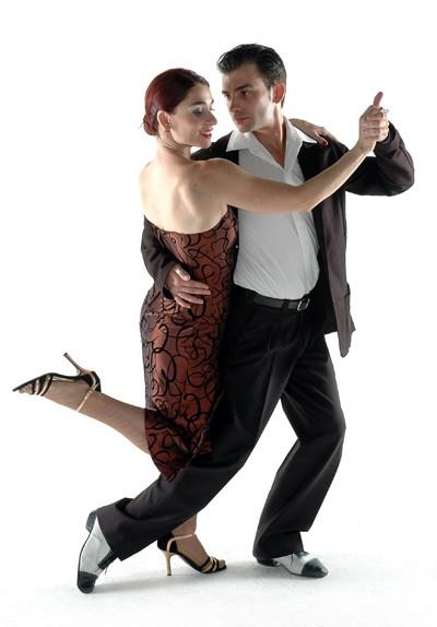 José et Viky danseurs de tango à Buenos Aires