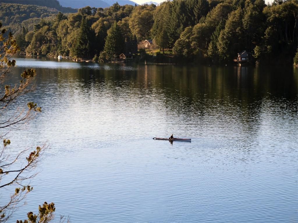 Sorties en kayak sur le lac Mascardi depuis Bariloche