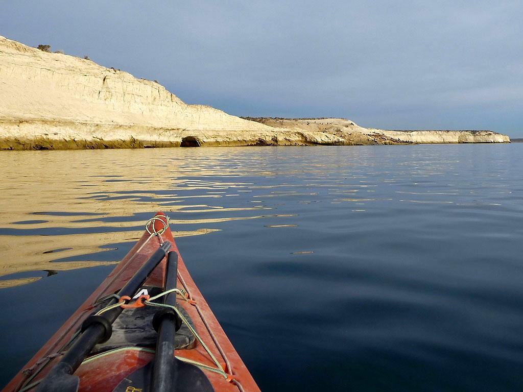 La Péninsule Valdes en Kayak