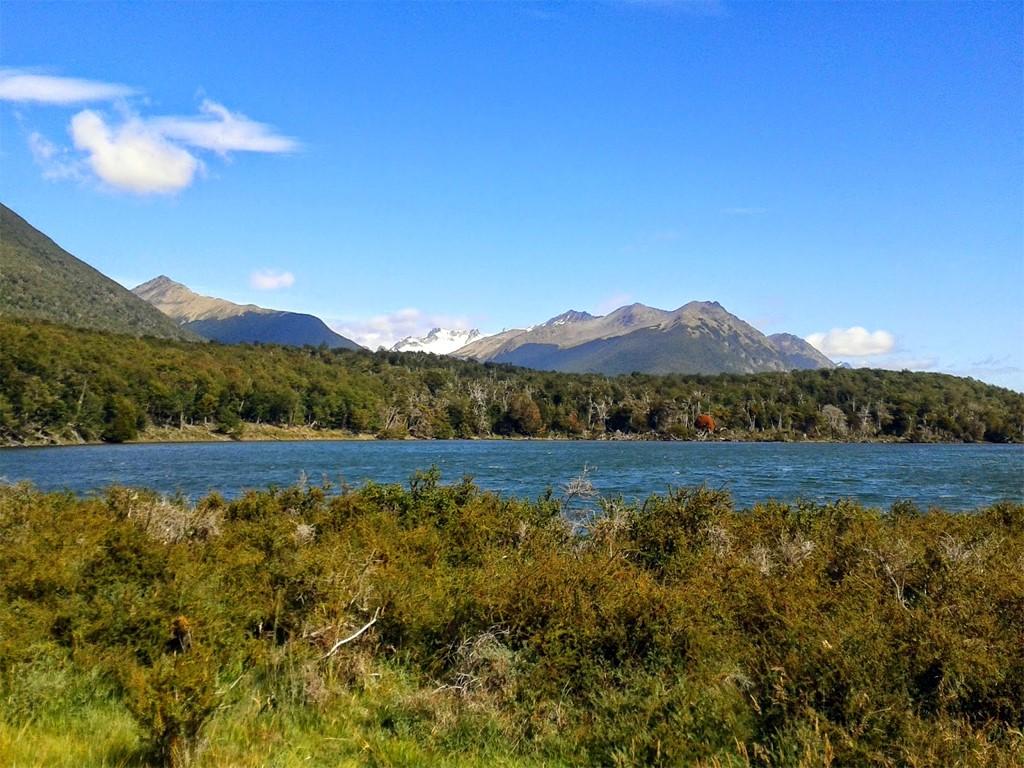 Lac Fagnano Ushuaia