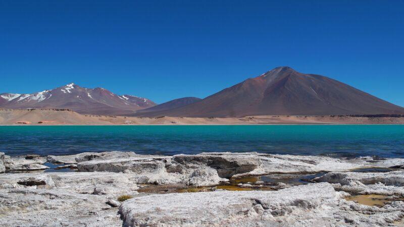 Laguna Verde: Pequeño Norte chileno