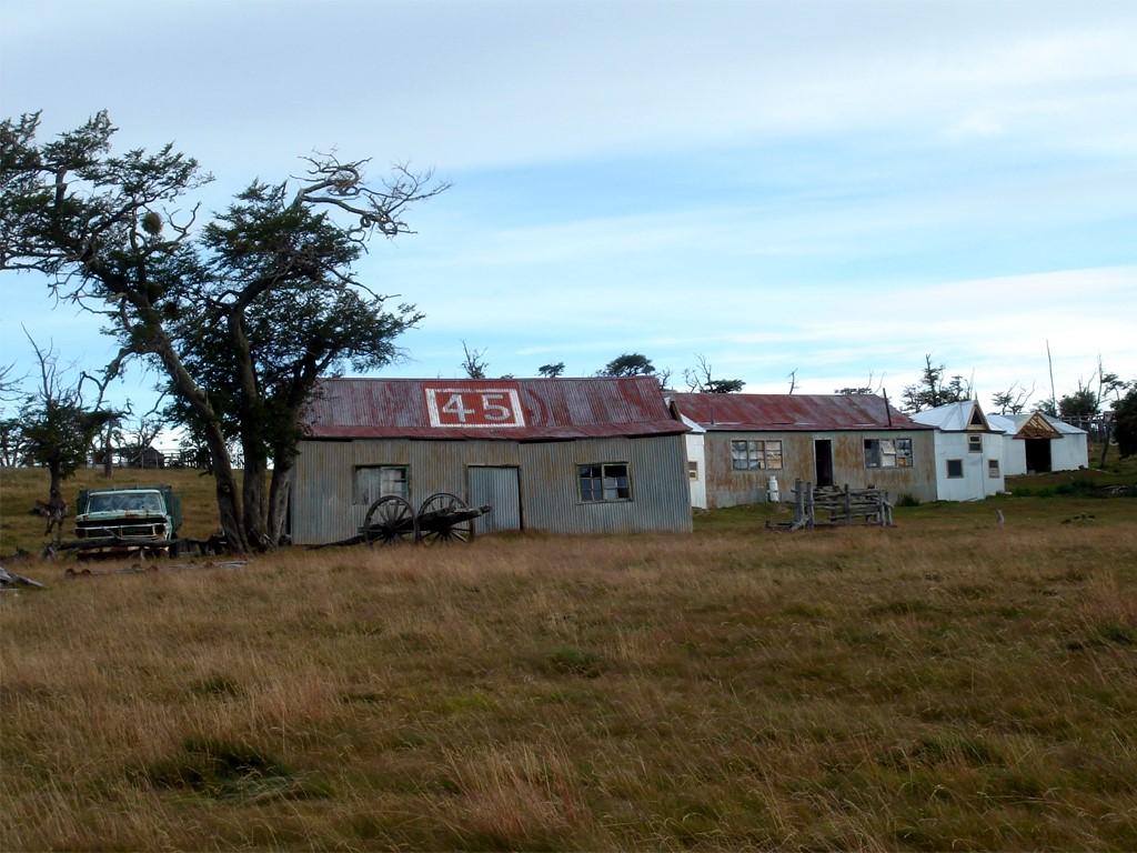 Estancia las Hijas en Tierra del Fuego
