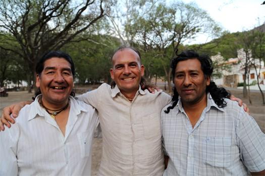 El Chino, Boris et Luís