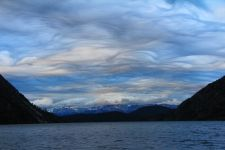 Brazo Tristeza en San Carlos de Bariloche