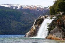 Cascades à San Carlos de Bariloche