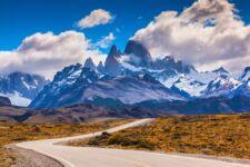 Route australe au Chili
