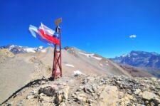 Frontière Chili Argentine