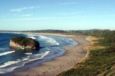 Playas de Ancud en la isla de Chiloé