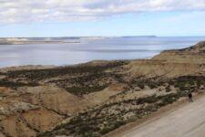 Côte de la Patagonie argentine