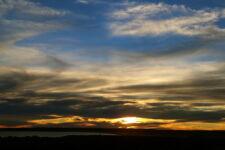 Couchers de soleil sur la Péninsule Valdes