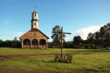Eglise de Chiloé Chili