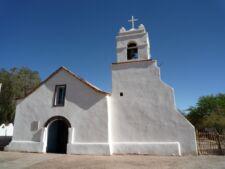 Église du Village d'Atacama Chiuchiu