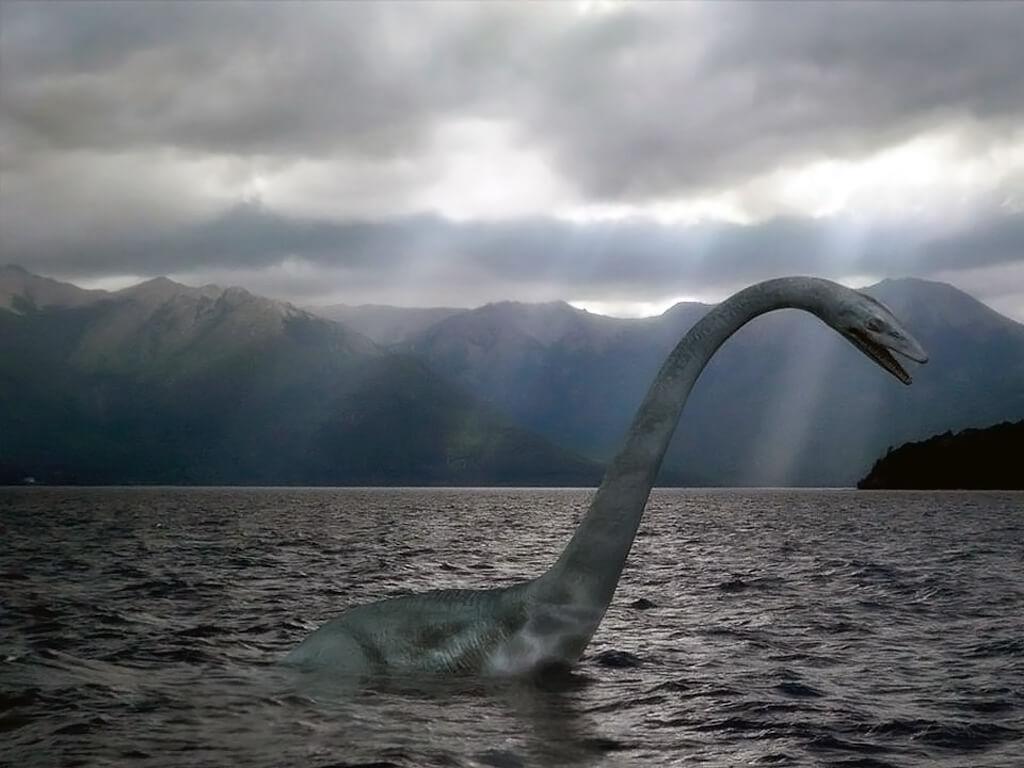 El Nahuelito, légende du lac Nahuel Huapi en Patagonie Argentine